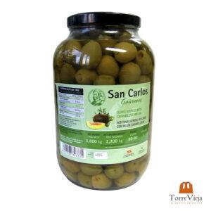 aceitunas_verdes_gordal_c-melon_SanCarlos_gourmet