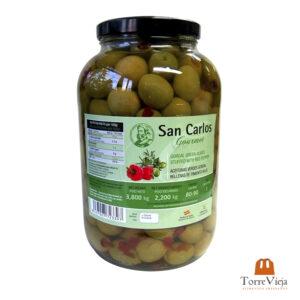 aceitunas_verdes_gordal_c-pimiento_SanCarlos_gourmet